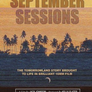 Jack Johnson September Sessions DVD