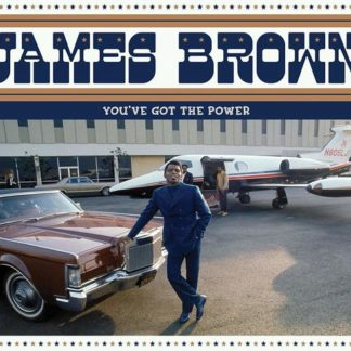 James Brown YouVe Got The Power CD