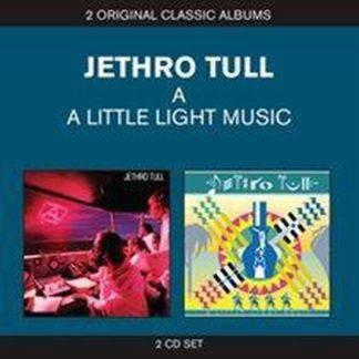 Jethro Tull 2 Original Classic Albums CD