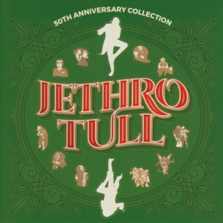 Jethro Tull 50Th Anniversary Collection CD