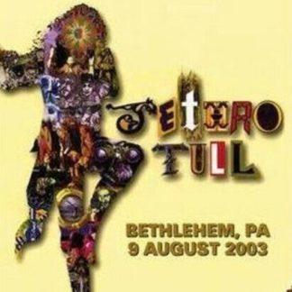 Jethro Tull Live in Bethlehem 2003 DVD