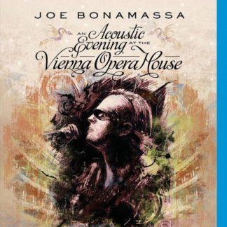 Joe Bonamassa An Acoustic Evening At The Vienna Opera House