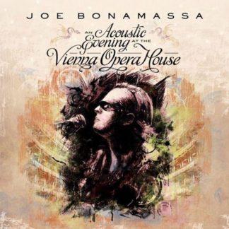 Joe Bonamassa An Acoustic Evening At The Vienna Opera House CD