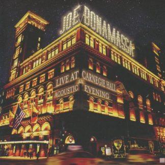 Joe Bonamassa Live At Carnegie Hall CD