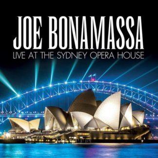 Joe Bonamassa Live At The Sydney Opera House CD