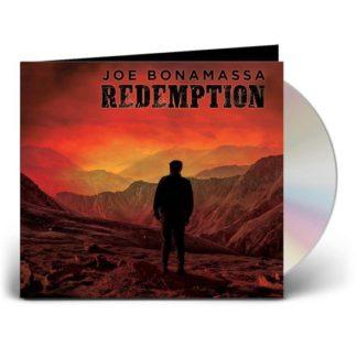 Joe Bonamassa Redemption Deluxe Edition