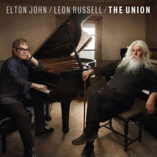John EltonRussell Leon The Union CD