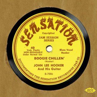 John Lee Hooker Documenting The Sensation Recordings 1948 52 CD