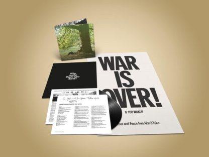John Lennon Plastic Ono Band 2LP Deluxe Edition Lifetime Edition
