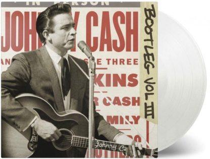 Johnny Cash Bootleg 3 Live Around The World Coloured Vinyl 3LP
