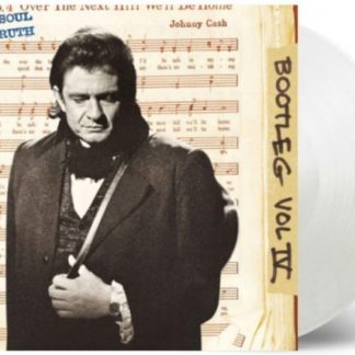 Johnny Cash Bootleg 4 The Soul Of Truth LP