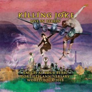 Killing Joke Laugh At Your Peril Live In Berlin LP