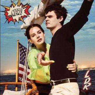 Lana Del Rey Norman Fucking Rockwell Repack CD