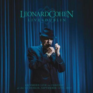 Leonard Cohen Live In Dublin CDBlu ray