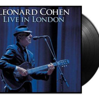 Leonard Cohen Live In London LP