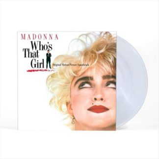 Madonna Whos That Girl LP