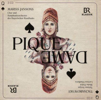 Mariss Jansons Pique Dame CD