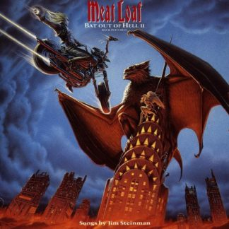 Meat Loaf Bat Out Of Hell II Back Into Hell CD 0724383906727