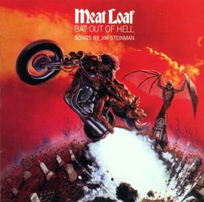 Meat Loaf Bat Out of Hell CD 5099749994423