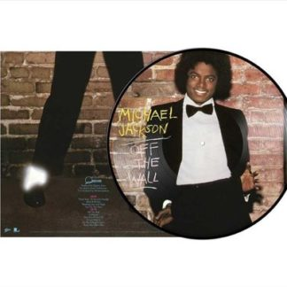 Michael Jackson Off The Wall Picture Disc LP