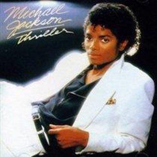 Michael Jackson Thriller CD