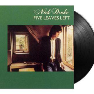 Nick Drake Five Leaves Left LP