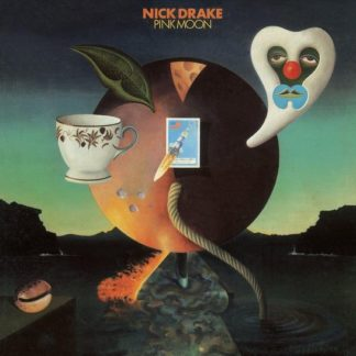 Nick Drake Pink Moon Deluxe Edition LPDownloadPoster