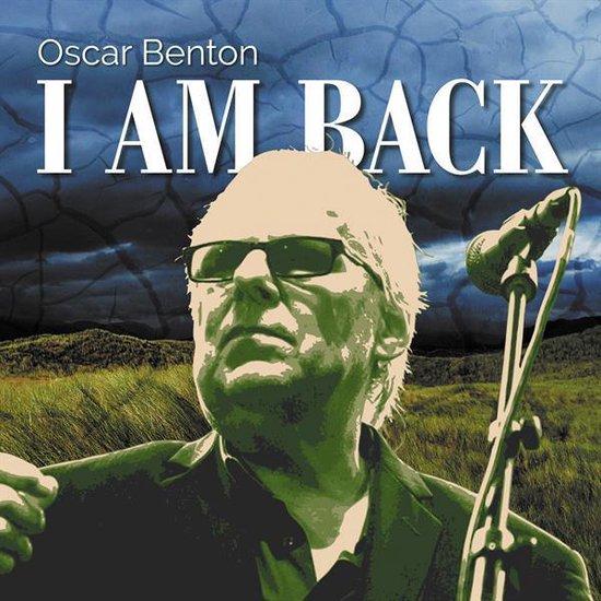 Oscar Benton I Am Back CD
