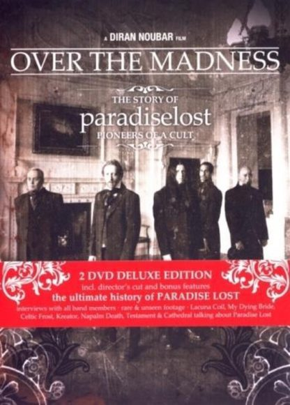 Paradise Lost Over The Madness DVD