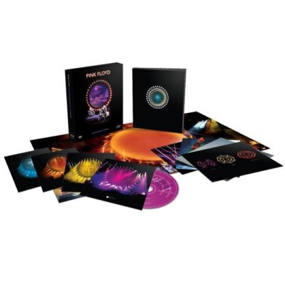 Pink Floyd Delicate Sound Of Thunder 4 disc Blu ray