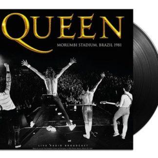 Queen Live At Morumbi Stadium Brazil 81 LP