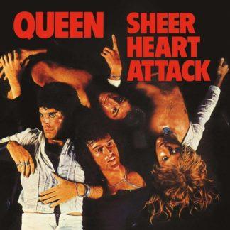 Queen Sheer Heart Attack LP 0602547202680