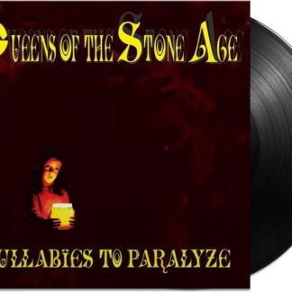 Queens of the Stone Age Lullabies To Paralyze LP