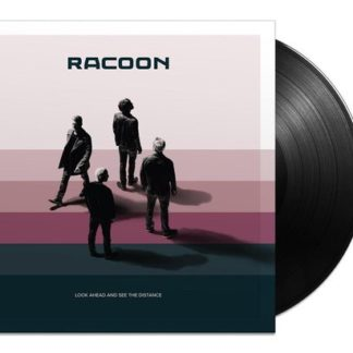 Racoon Look Ahead and See the Distance LP CD