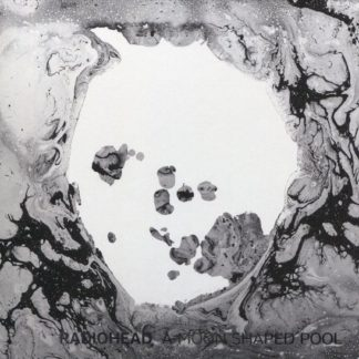 Radiohead A Moon Shaped Pool CD