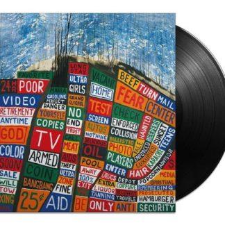 Radiohead Hail To The Thief LP