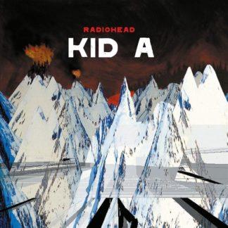 Radiohead Kid A CD