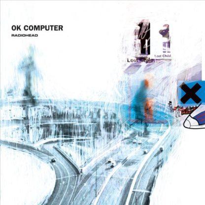 Radiohead Ok Computer CD