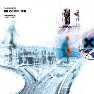 Radiohead Ok Computer Oknotok 1997 2017 CD