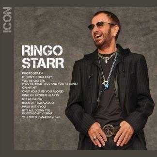 Ringo Starr Icon CD