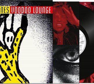Rolling Stones Voodoo Lounge Half Speed New Art LP