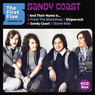 Sandy Coast The First Five CD