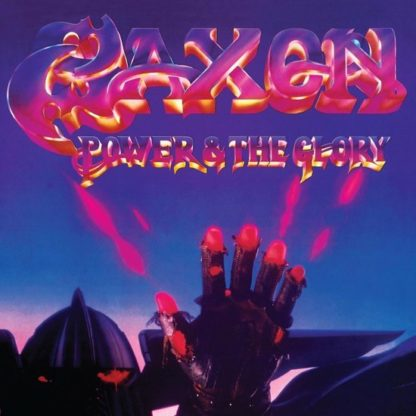 Saxon Power And The Glory CD