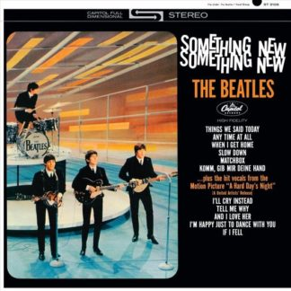 Something New The Beatles
