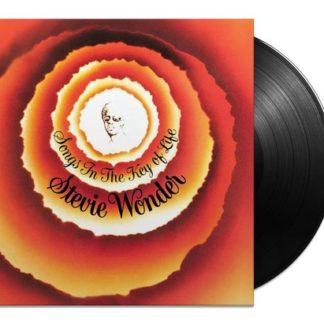 Stevie Wonder Songs In The Key Of Life 180GrDow LP