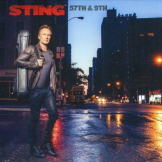Sting 57th 9th Deluxe Edition CD