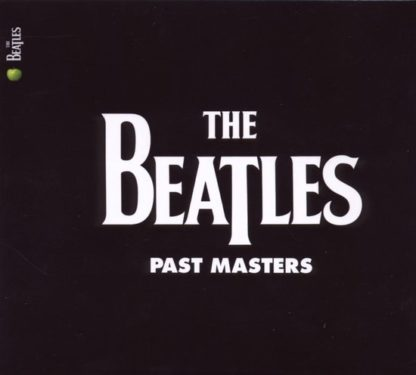The Beatles Past Masters Remastered CD