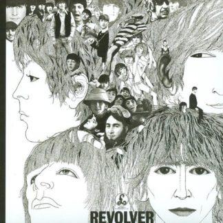 The Beatles Revolver CD