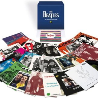 The Beatles The Singles Collection 7 inch LP