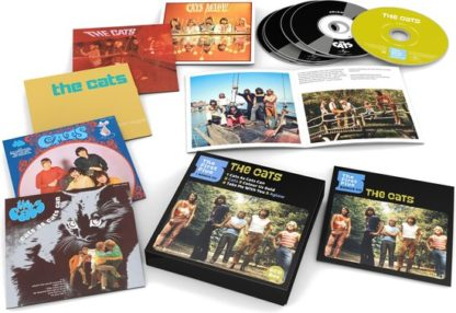 The Cats The First Five Limited Edition CD